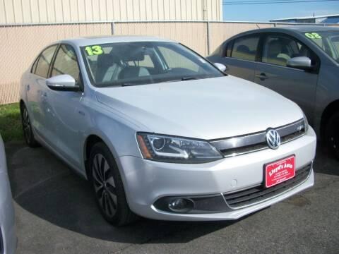 2013 Volkswagen Jetta for sale at Lloyds Auto Sales & SVC in Sanford ME