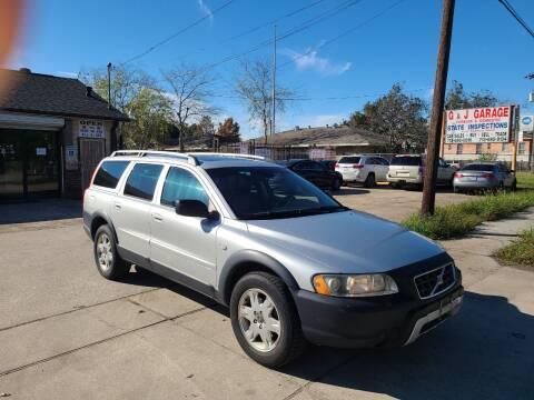 2006 Volvo XC70 for sale at G&J Car Sales in Houston TX