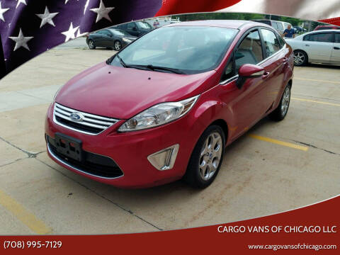 2011 Ford Fiesta for sale at Cargo Vans of Chicago LLC in Mokena IL