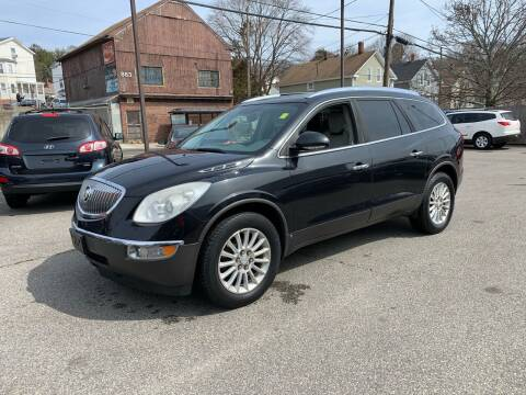 2008 Buick Enclave for sale at Capital Auto Sales in Providence RI
