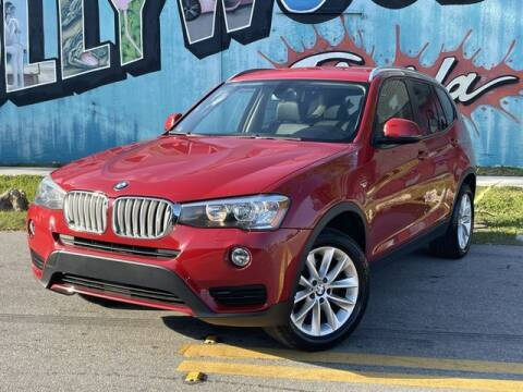 2015 BMW X3 for sale at Palermo Motors in Hollywood FL