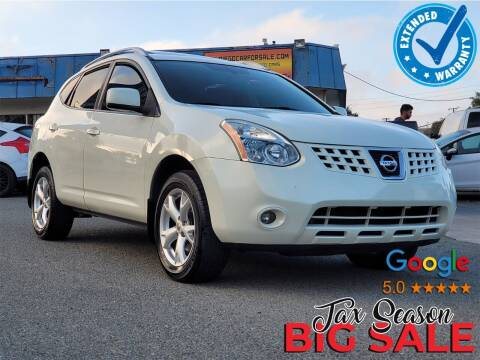 2008 Nissan Rogue for sale at Gold Coast Motors in Lemon Grove CA