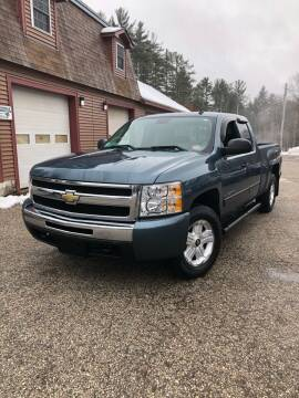 2010 Chevrolet Silverado 1500 for sale at Hornes Auto Sales LLC in Epping NH