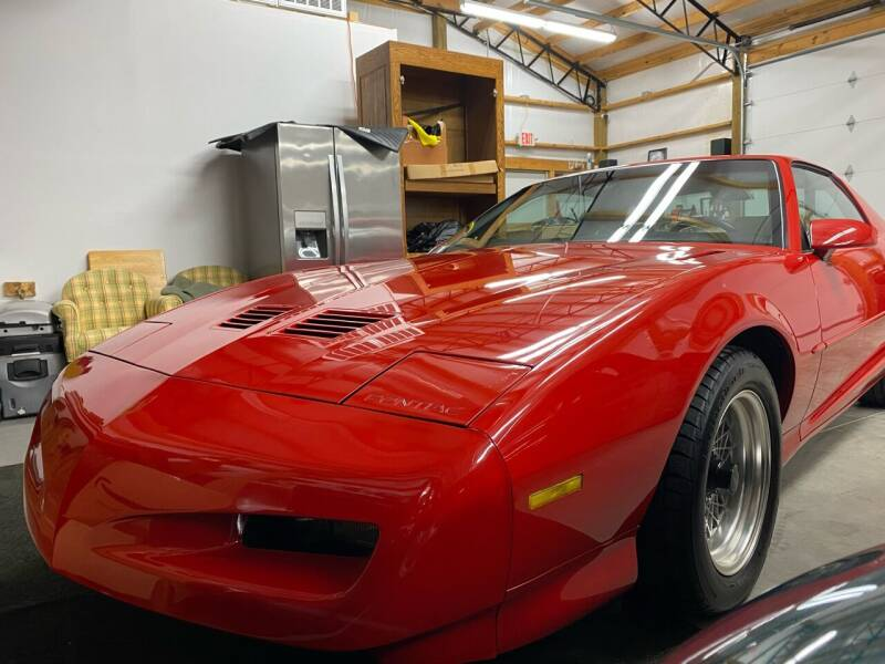 1992 Pontiac Firebird for sale at Viewmont Auto Sales in Hickory NC