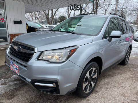 2017 Subaru Forester for sale at New Wheels in Glendale Heights IL