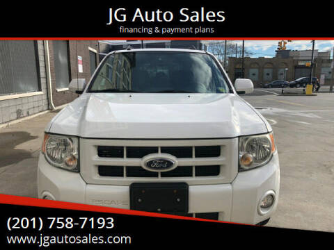 2008 Ford Escape for sale at JG Auto Sales in North Bergen NJ