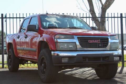 2008 GMC Canyon for sale at Avanesyan Motors in Orem UT