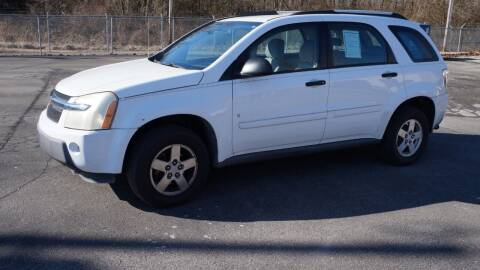 2006 Chevrolet Equinox for sale at G & R Auto Sales in Charlestown IN