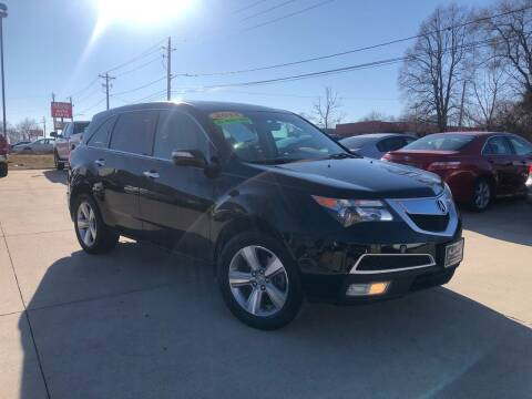2013 Acura MDX for sale at Zacatecas Motors Corp in Des Moines IA