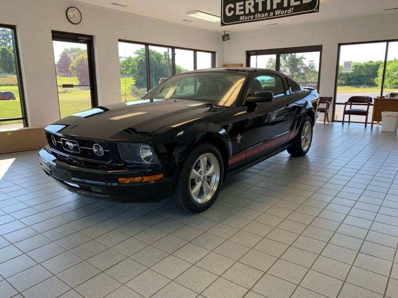 2008 Ford Mustang for sale at Browns Sales & Service in Hawesville KY