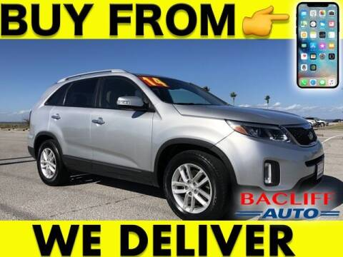 2014 Kia Sorento for sale at Bacliff Auto in Bacliff TX