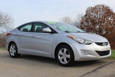 2012 Hyundai Elantra for sale at Harrison Auto Sales in Irwin PA
