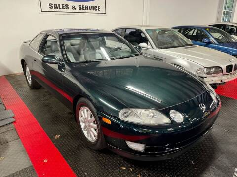 1993 Lexus SC 400 for sale at Weaver Motorsports Inc in Cary NC
