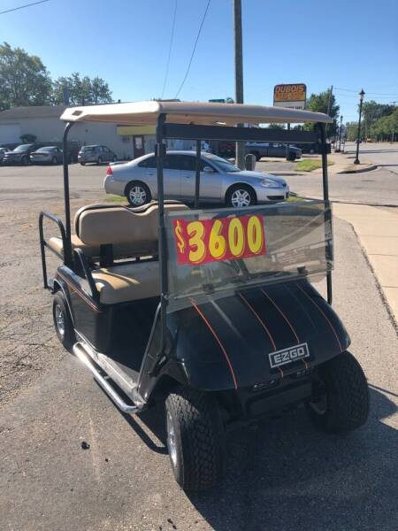 2001 E-Z-GO ELECTRIC for sale at Infinity Auto Group in Grand Rapids MI