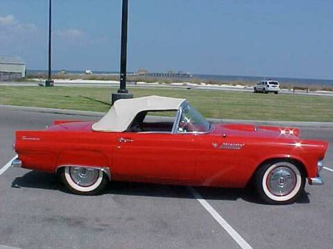 1955 Ford Thunderbird for sale at Haggle Me Classics in Hobart IN