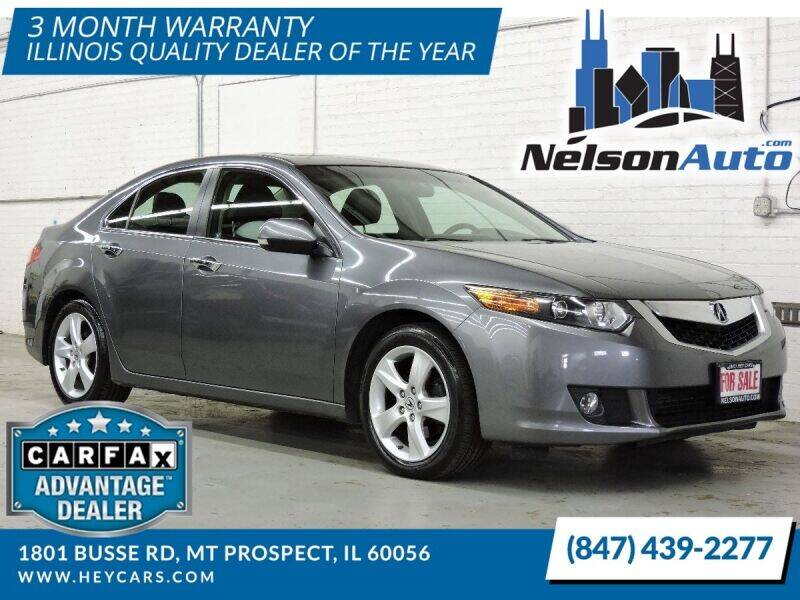 2010 Acura TSX for sale in Mount Prospect, IL