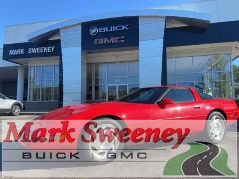 1993 Chevrolet Corvette for sale at Mark Sweeney Buick GMC in Cincinnati OH