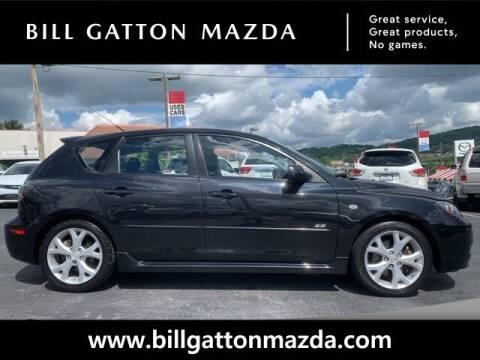 2008 Mazda MAZDA3 for sale at Bill Gatton Used Cars - BILL GATTON ACURA MAZDA in Johnson City TN