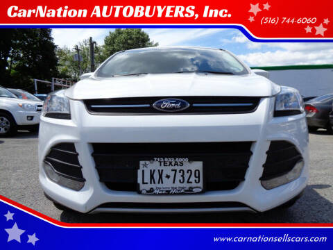 2015 Ford Escape for sale at CarNation AUTOBUYERS, Inc. in Rockville Centre NY