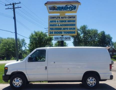 2010 Ford E-250 for sale at JEREMYS AUTOMOTIVE in Casco MI