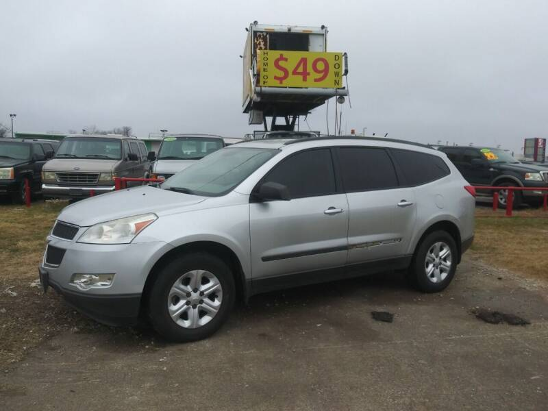2012 Chevrolet Traverse for sale at USA Auto Sales in Dallas TX
