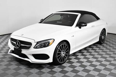 2017 Mercedes-Benz C-Class for sale at Southern Auto Solutions - Georgia Car Finder - Southern Auto Solutions-Jim Ellis Volkswagen Atlan in Marietta GA