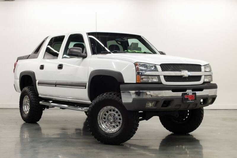 2004 Chevrolet Avalanche for sale in Coal City, IL