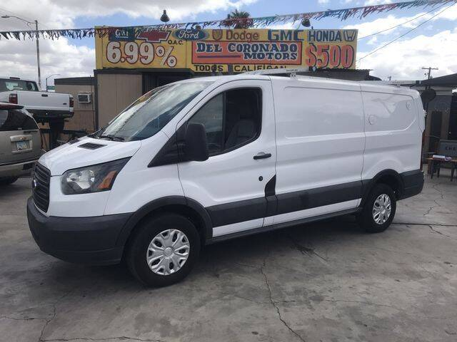 2015 Ford Transit Cargo for sale at DEL CORONADO MOTORS in Phoenix AZ