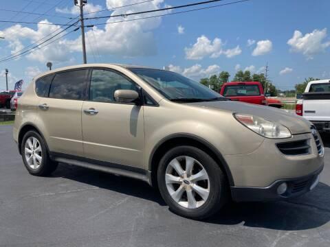 2007 Subaru B9 Tribeca for sale at Ace Motors in Saint Charles MO