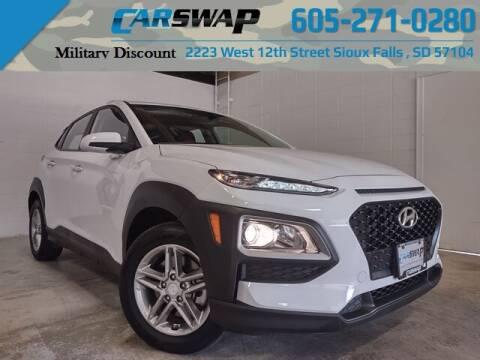 2019 Hyundai Kona for sale at CarSwap in Sioux Falls SD