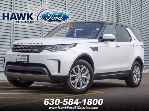 2019 Land Rover Discovery for sale at Hawk Ford of St. Charles in Saint Charles IL