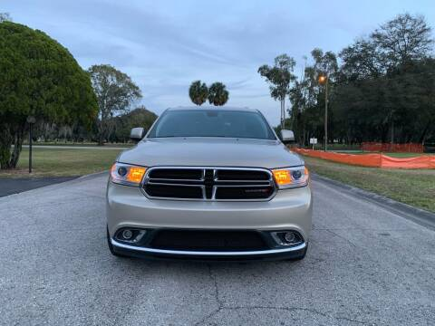2014 Dodge Durango for sale at FLORIDA MIDO MOTORS INC in Tampa FL