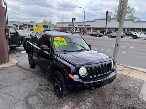 2011 Jeep Patriot for sale at JBA Auto Sales Inc in Stone Park IL