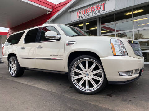2010 Cadillac Escalade ESV for sale at Furrst Class Cars LLC in Charlotte NC