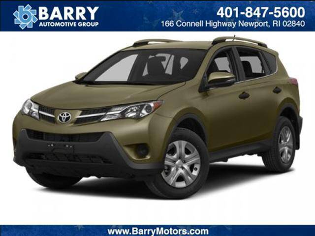 2014 Toyota RAV4 for sale at BARRYS Auto Group Inc in Newport RI