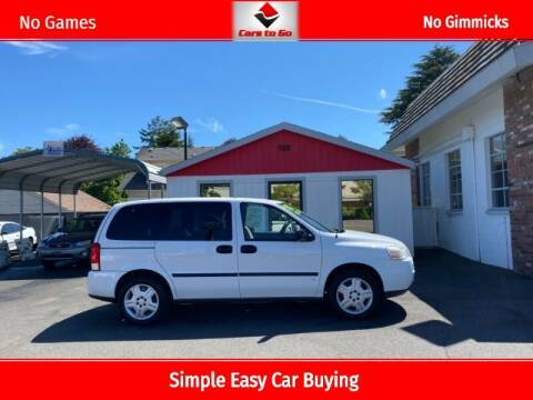 2007 Chevrolet Uplander for sale at Cars To Go in Portland OR