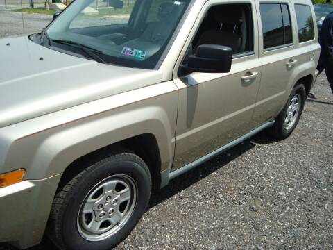 2010 Jeep Patriot for sale at Branch Avenue Auto Auction in Clinton MD