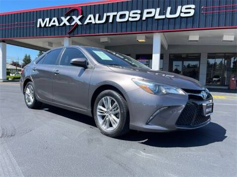 2015 Toyota Camry for sale at Maxx Autos Plus in Puyallup WA