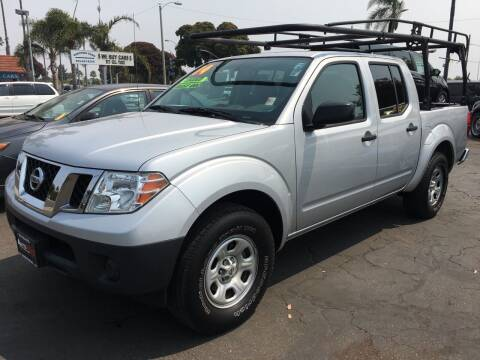 2014 Nissan Frontier for sale at Auto Max of Ventura in Ventura CA