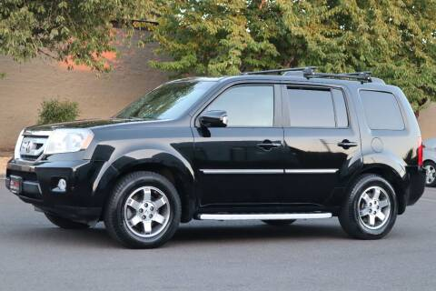 2010 Honda Pilot for sale at Beaverton Auto Wholesale LLC in Hillsboro OR