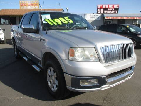 2006 Lincoln Mark LT for sale at Quick Auto Sales in Modesto CA