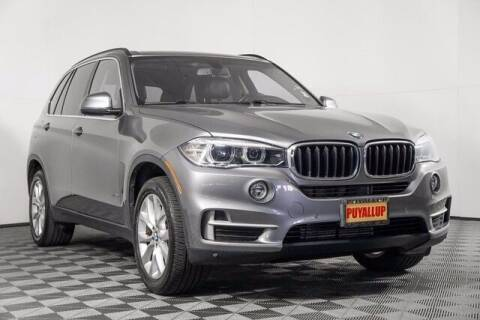 2016 BMW X5 for sale at Chevrolet Buick GMC of Puyallup in Puyallup WA