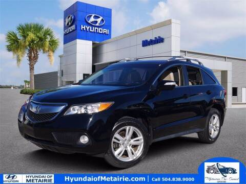 2014 Acura RDX for sale at Metairie Preowned Superstore in Metairie LA