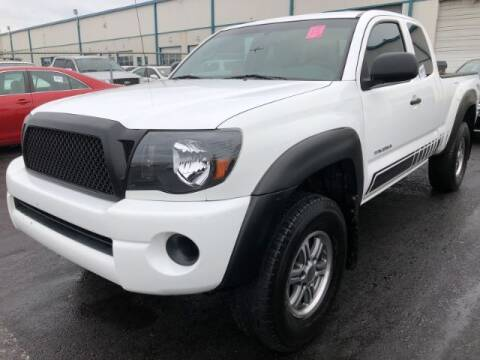 2011 Toyota Tacoma for sale at Adams Auto Group Inc. in Charlotte NC