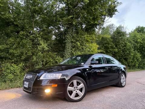2008 Audi A6 for sale at Hatimi Auto LLC in Buda TX