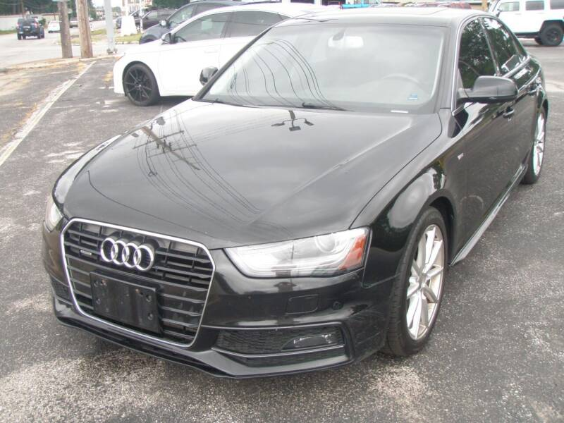 2014 Audi A4 for sale at Autoworks in Mishawaka IN