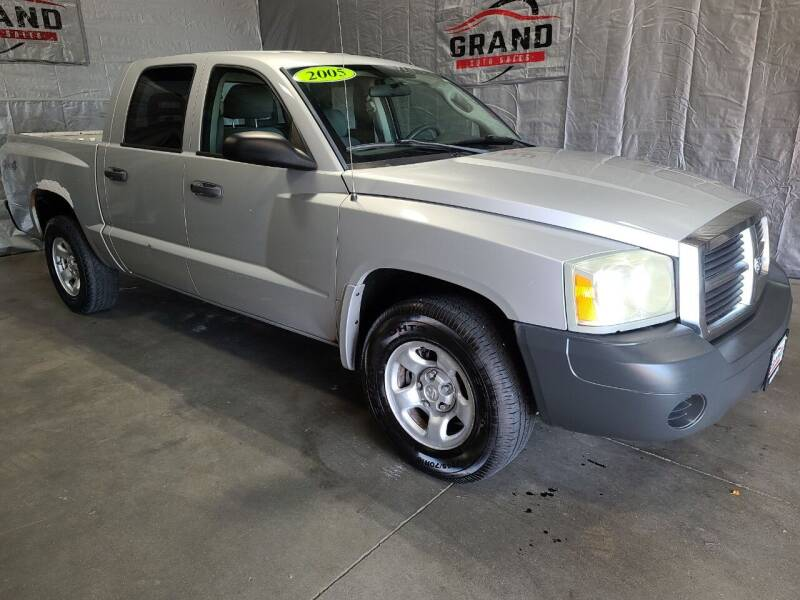2005 Dodge Dakota for sale at GRAND AUTO SALES in Grand Island NE
