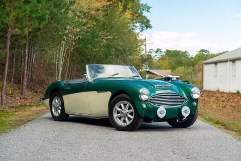 1959 Austin-Healey MGA