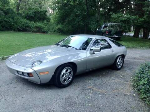 1981 Porsche 928 for sale at Classic Car Deals in Cadillac MI
