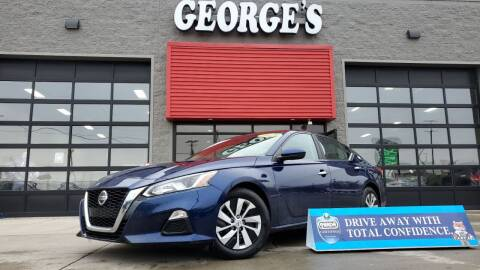 2019 Nissan Altima for sale at George's Used Cars - Pennsylvania & Allen in Brownstown MI